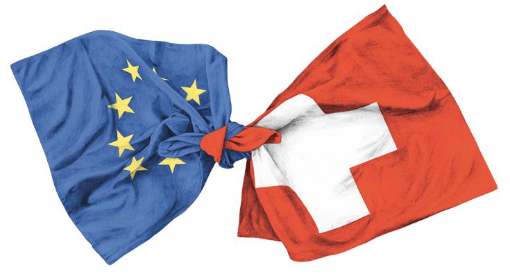 Bilaterales Rahmenabkommen - Jetzt vorwärts machen und Jobs sichern!