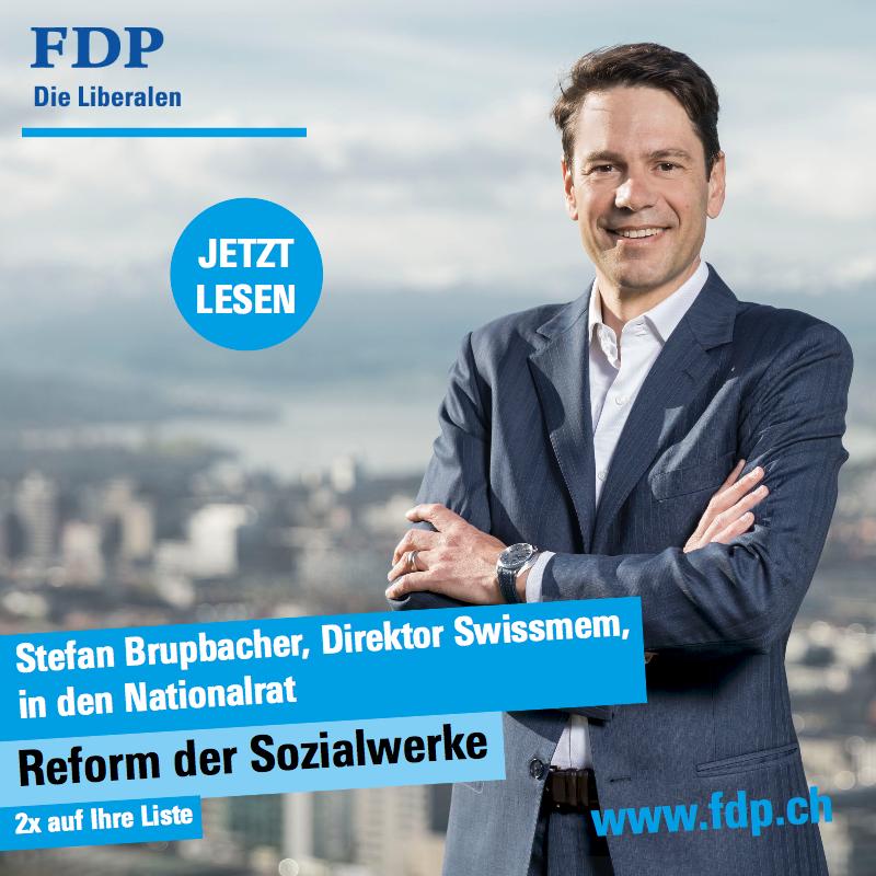 Reform der Sozialwerke